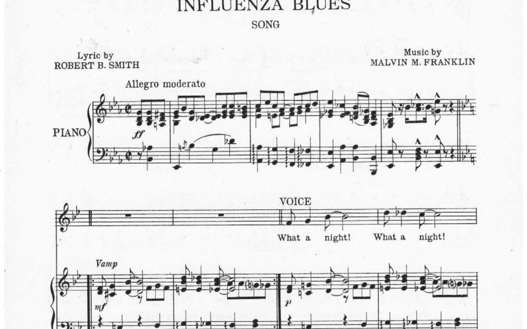 Impactul pandemiei de gripă spaniolă (1918) asupra muzicii
